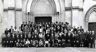 Fête des classes en 1972