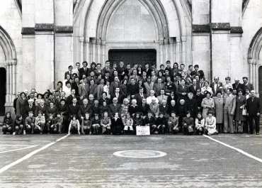 Classes 7, photo prise en 1977